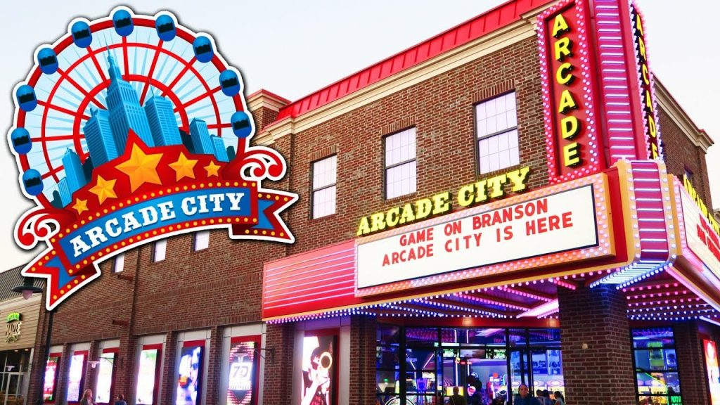 Arcade_City_Branson_MO_Open_Attractions_January_2021