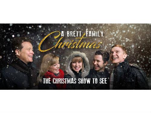 Brett Family Christmas Coupons
