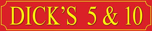 dicks 5 & 10 coupons