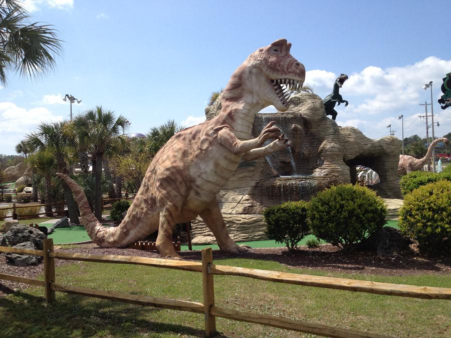 Dinosaur_Canyon_Branson_Mo_Mini_Golf