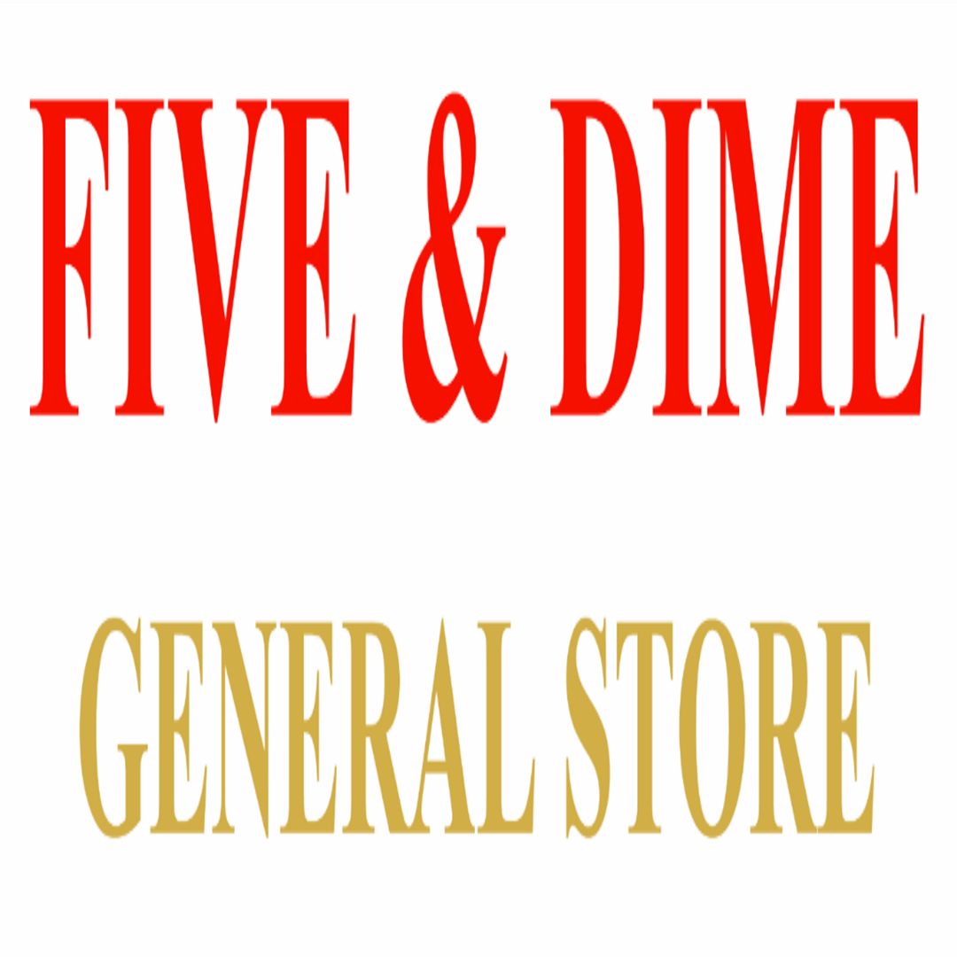 five and dime general store coupons