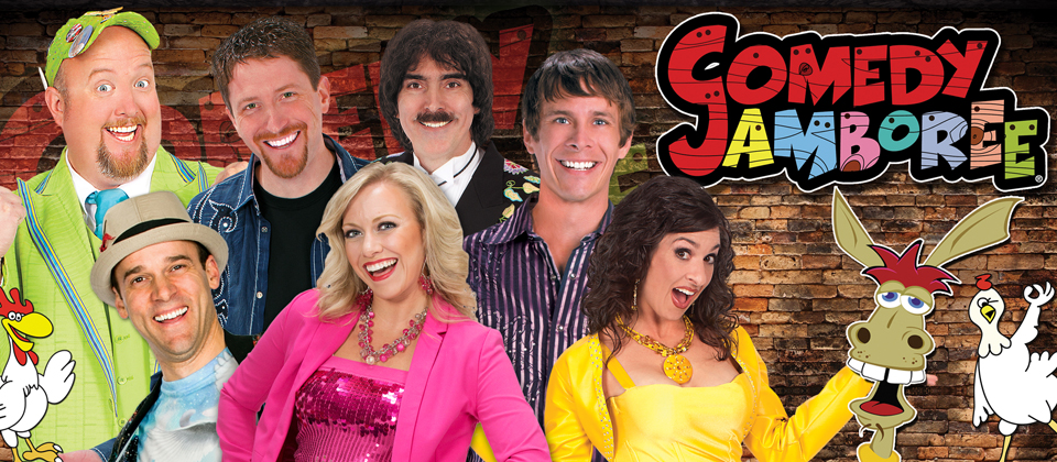 Comedy Jamboree Coupons