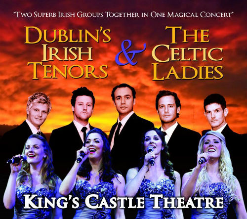 Dublin's Irish Tenors & The Celtic Ladies Coupons